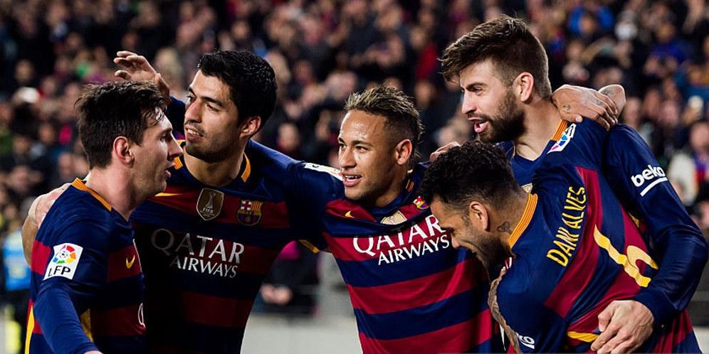 Photo of Messi dan Luis Suarez Bawa Barca Sementara Unggul 2-1