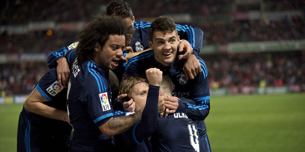 Photo of Akhir Dahaga Tandang Real Madrid