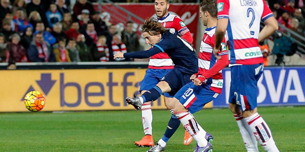 Photo of Luka Modric 'Anti Kotak Penalti'