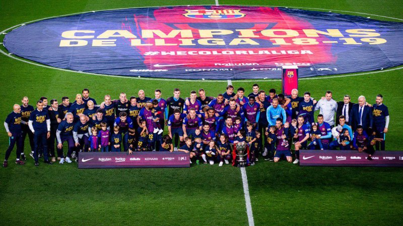 Photo of Usai Juarai Liga Spanyol, Valverde Ingin Barcelona Treble Winner di Musim Ini