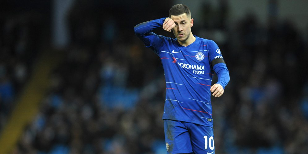 Photo of Eden Hazard Ajukan Permintaan Transfer ke Chelsea