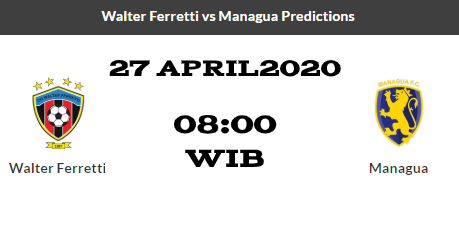 Photo of Prediksi Skor Bola Walter Ferretti vs Managua