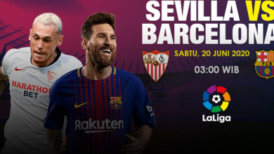 Photo of Sevilla vs Barcelona, Siapa yang Puncaki Klasemen?