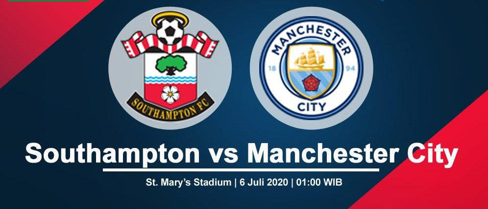 Southampton vs Man City