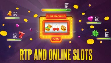 Photo of 5 Game Slot Online RTP Tinggi 2020