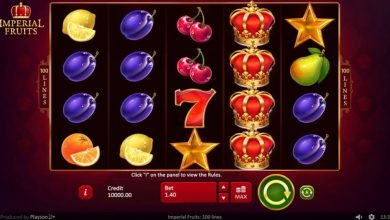 Photo of 5 Game Slot Online Bertema Buah Terpopuler 2020